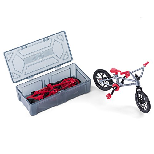 Tech Deck – BMX Bike Shop with Accessories and Storage Container – WeThePeople Bikes – Silver & Red by Tech Deck (Image #2)