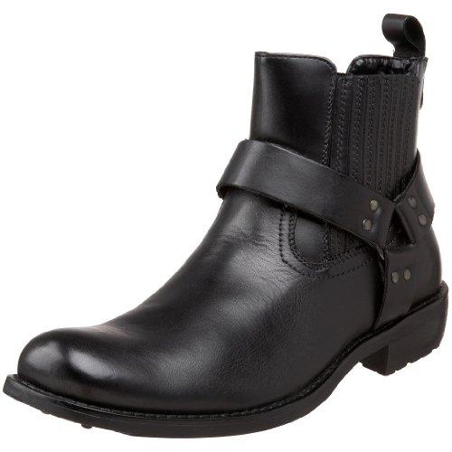 GBX Men's 13224 Deed Boot,Black,8 M US
