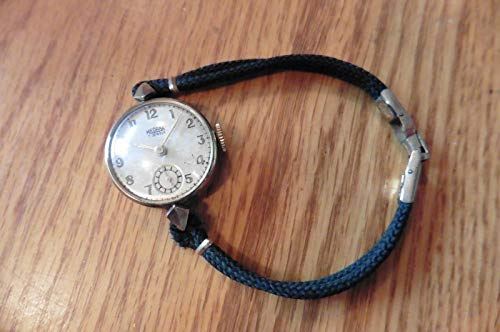 Medana 17 Jewels watch Ladies wristwatch mechanical vintage wind up Swiss