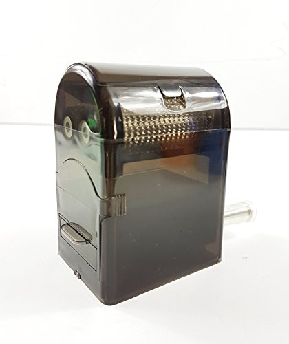 Pencil Sharpener Style Tobacco/Spice/Herb/Weed Grinder With