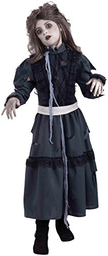 Forum Novelties Zombie Girl Costume, Child's Small -
