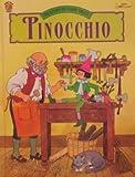Pinocchio, Ethel (Illust. ) Gold, 1561443611