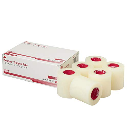 3M Transpore Surgical Tape, 2