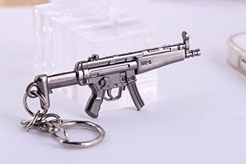 (1 Pc Mini Pocket Gun Model Keychain Keyring Keyfob Rifle Shooter Keys Chains Rings Tags Strap Wrist Prime Popular Cute Wristlet Utility Keyrings Tool Teenagers Teen Women Girls Gift, Type-05)