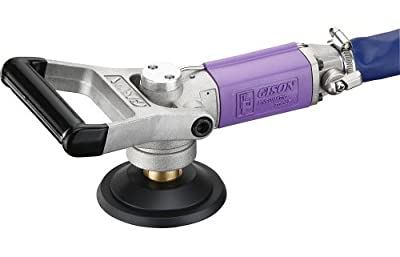 Gison GPW220 4-Inch Wet Air Polisher/Sander