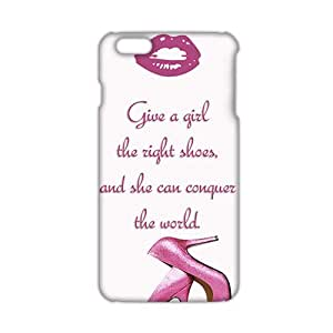 Wish-Store Pink high-heeled shoes 3D Phone Case for iPhone 6 plus Kimberly Kurzendoerfer