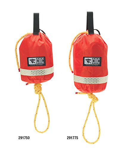 CMC Rescue 291750 THROW BAG SET NFPA 50' PC by CMC