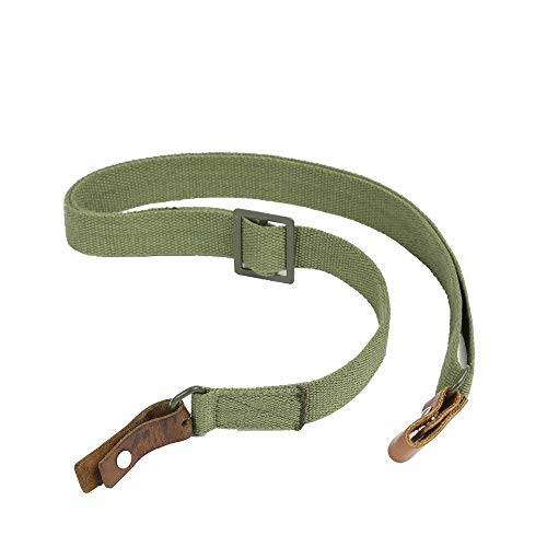 (Outdoor Multi-Function Tactical Sling Portable Belt SLR Camera AK Webbing Camping Supplies (Color : A, Size : 1213cm/47.61.2in))