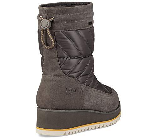5 Nero A Donna Strappo Kids 39 Ugg1095146 Bambini Beck 3 scarpette Stivali Eu blk Voltaic Velcro qwI4H6