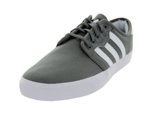 Adidas Les Baskets En Toile Seeley Midcin / Runwht Black1