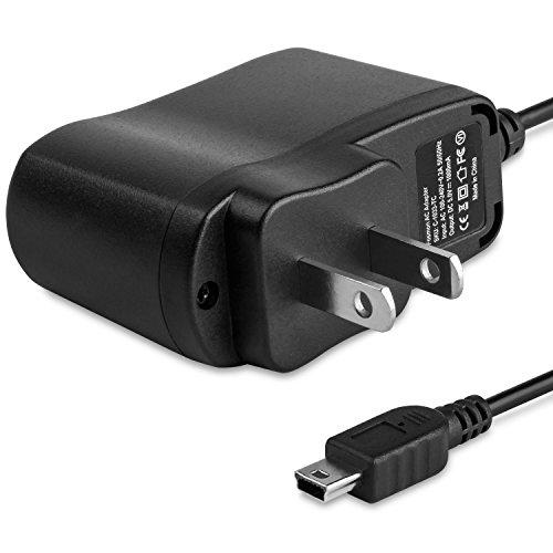 Fosmon Garmin Nuvi AC Wall Adapter Charger for Mini USB Port