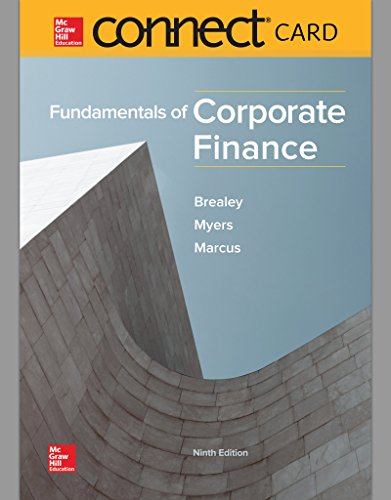 Fundamentals Of Corp.Finance Access
