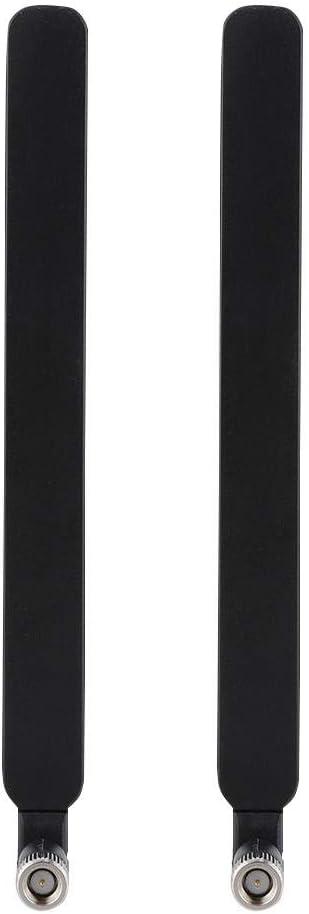4G SMA Male LTE Signal Gain Antenna Accessory for B310s B593s B315 E5186s Router DEWIN 2Pcs Signal Antenna