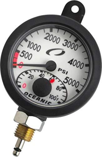 Oceanic SPG Swiv Module NO/Tab New Scuba Pressure ()