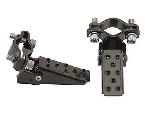 Lowrider Black Steel Bike Foldable Fork Step. Bike pegs, Bicycle pegs, Bike Accessory, Bicycle Accessory.
