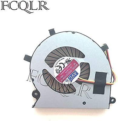 CPU fan for Toshiba Satellite Radius P55W-B series FOXCONN BLS NFB68A05H FSFA11M