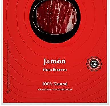 Jamón Gran Reserva Loncheado: Amazon.es: Alimentación y bebidas