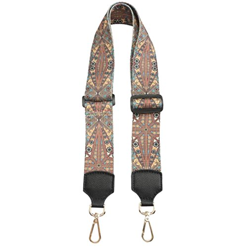 Purse Multicolor 28cm Replacement Strap Guitar for Handbags Strap Color 15 85cm Style Canvas Crossbody rqxqwI0Hf