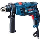 Furadeira de Impacto Bosch GSB 13 RE 650 110V Azul