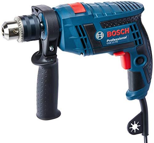 Furadeira de Impacto GSB 13 RE 127V, Azul, Bosch 060123D5D2-000