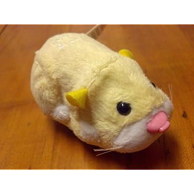 Zhu Zhu Pets Hamster Pipsqueek - Yellow: Toys & Games