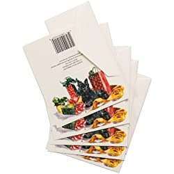 Rainbow Card Company 5-pack Christmas Enclosure Cards - Scotty