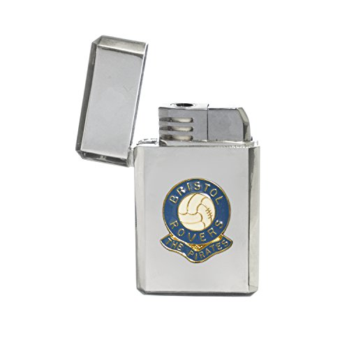Bristol Memorial - Bristol Rovers football club stormproof gas lighter