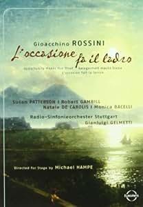 Rossini - L'Occasione fa il Ladro (Opportunity Makes the Thief) [Import]