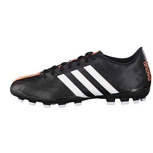 Adidas 11Nova AG BLACK1/CHALK2/LGTSCA - 6