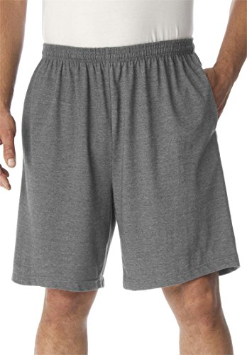 Kingsize Mens Lightweight Basic Shorts