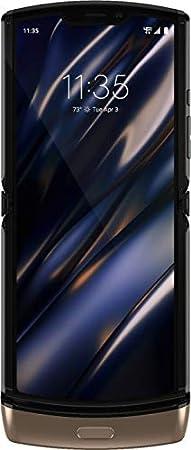 Motorola Razr 128gb Gold Android Smartphone Foldable Elektronik