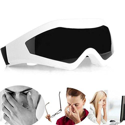 Enshey Electric Eye Massager Magnetic - Vibration Massage Eyes Eye Protection Relaxation Instrument by Enshey (Image #1)