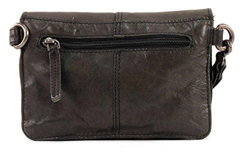 SPIKES & SPARROW Dakota S Crossover Bag Grey