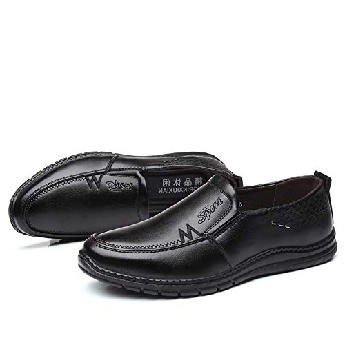 Scarpe Uomo Pure Slip D'affari On Comodo 40 Casual Shoes Business Dimensione Mocassini Nero color Nero Comode Color Eu Simple Low Da Ofgcfbvxd Oxford Top tqd6OwcPtT