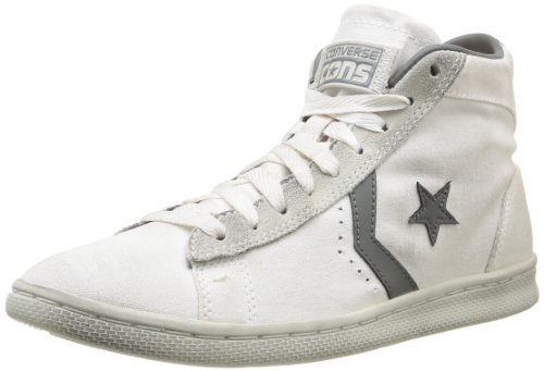 137730c Blanc D LP Adulte Mid Converse Leather Anthracite Pro Gris Canvas Mixte dPgqHd8awx