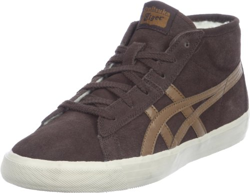 Onitsuka Tiger Fader per Dark Brown, Marrone (Marrone), 42