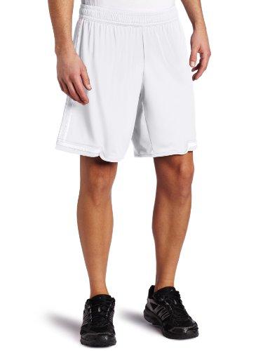 adidas Men's Regista 12 Short, White, (Adidas Predator Soccer Shorts)