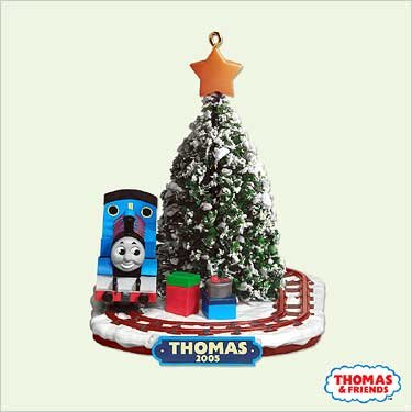 Amazon.com: Thomas & Friends - Thomas the Tank Engine 2005 Hallmark ...
