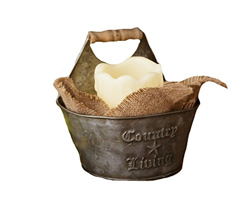 Your Hearts Delight Country Living Buckets