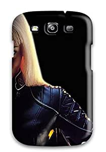 New Style 8879583K82442400 JeremyRussellVargas X Men Storm Durable Galaxy S3 Tpu Flexible Soft Case