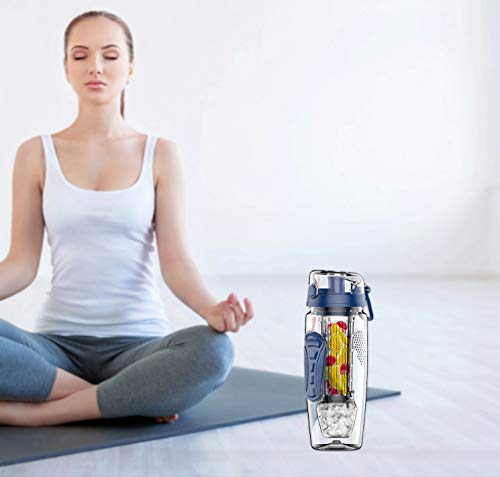 water infusing bottle