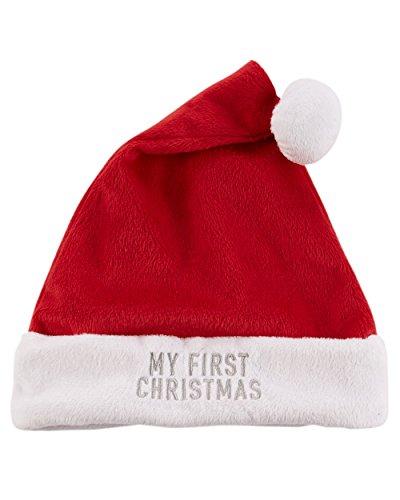 1st Babys Hats Santa - Carter's Baby My First Christmas Santa Hat 0-3 Months
