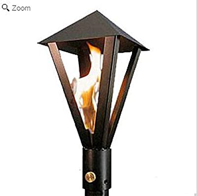 Legends Big Kahuna Propane or Natural Gas Tiki Style Torch Head