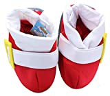 Sonic the Hedgehog Red Running Shoes Plush Cosplay