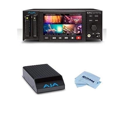 Amazon com: Aja Ki Pro Ultra Plus Multi-Channel 4K/UltraHD
