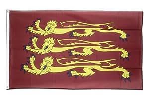 Gran Bretaña Lionheart Richard Bandera, empanadas 3. 5 pies x, MaxFlags