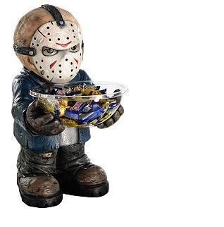 Friday the 13th Jason Candy Bowl (Friday The 13th Halloween)