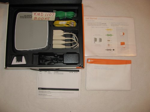 AT&T 2701HG-B 2Wire Wireless Gateway DSL Router ()