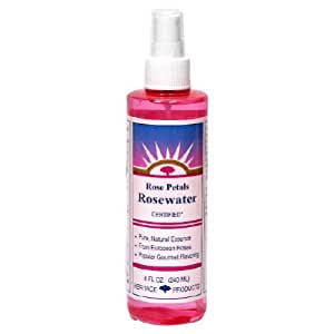 Heritage Rose Water W Atomizer 8 fl. ounces