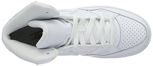 Nike Mid Son Blanc Basses Femme Baskets white white Of Force UqUOpwxr7